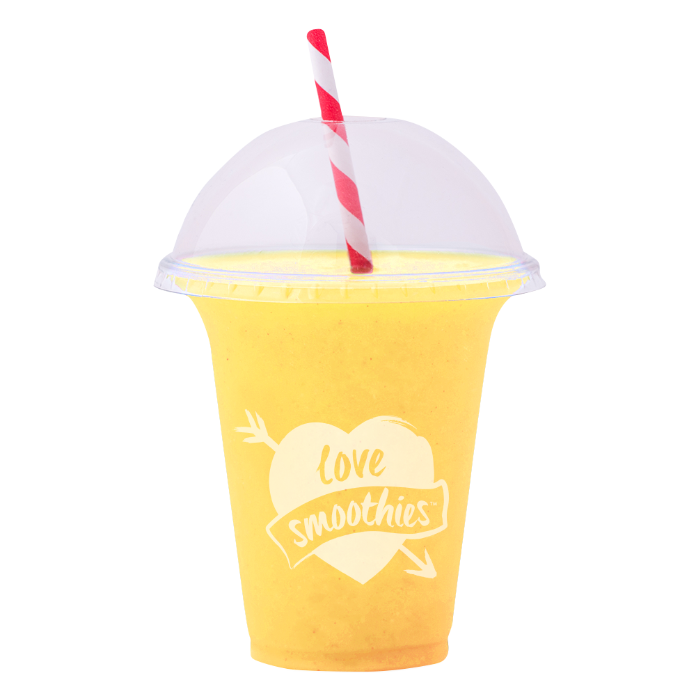 Mango smoothie png. Passion fruit pineapple love