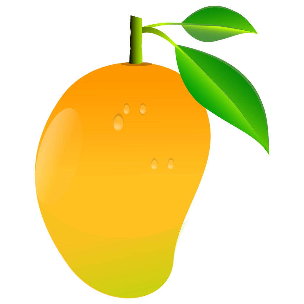 Mango vector png. Collection of free arangoes