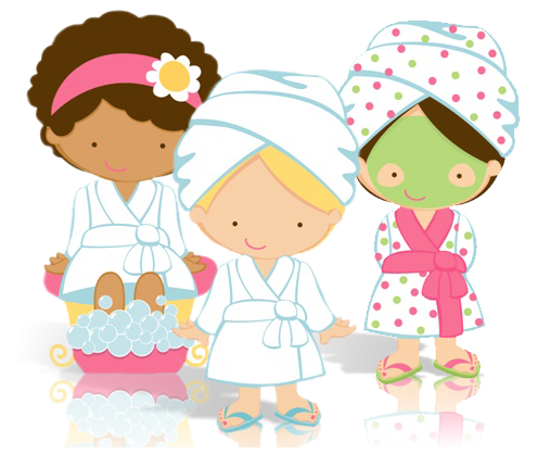 Spa party png. Clipart clip art images