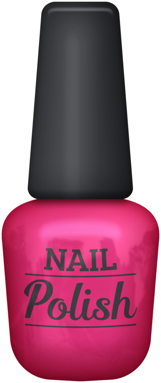 fingernail vector spa nail