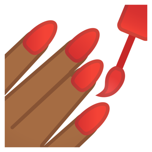 google android oreo. Manicure clipart picture transparent