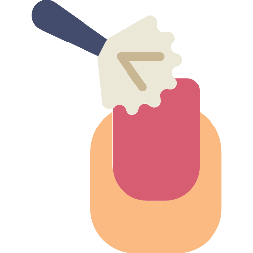Manicure vector. Free icon designed by