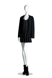 Fashion mannequin with clothes png. Display planner siegel mannequins