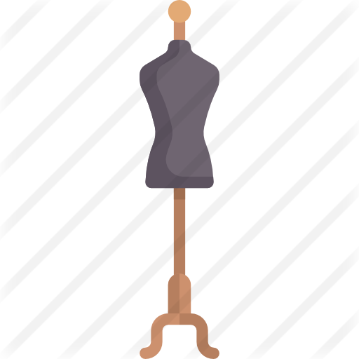 Mannequin with clothes png. Free fashion icons icon