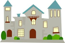 Mansion clipart. Panda free images mansionclipart