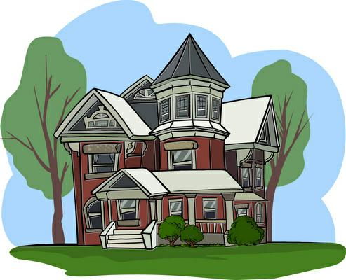 Mansion clipart property preservation. Free historic houses cliparts