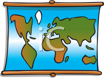 Map clipart classroom. Royalty free school