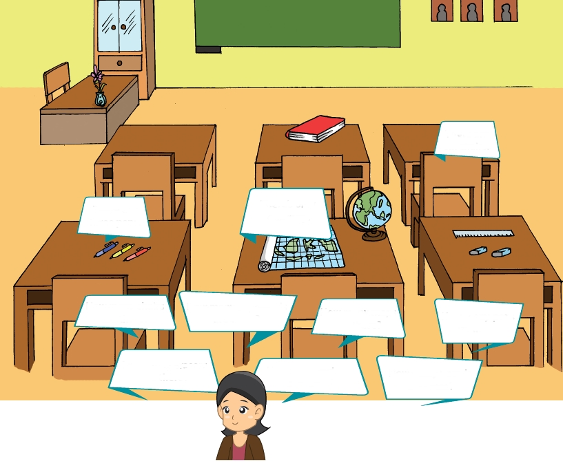 Map clipart classroom. Things in the dewiyana