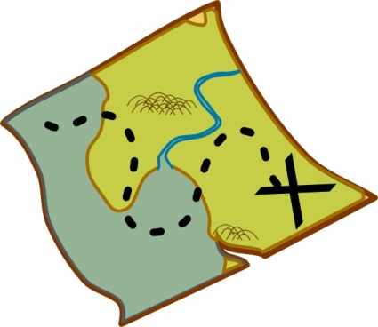 Map clipart. Clip art images free
