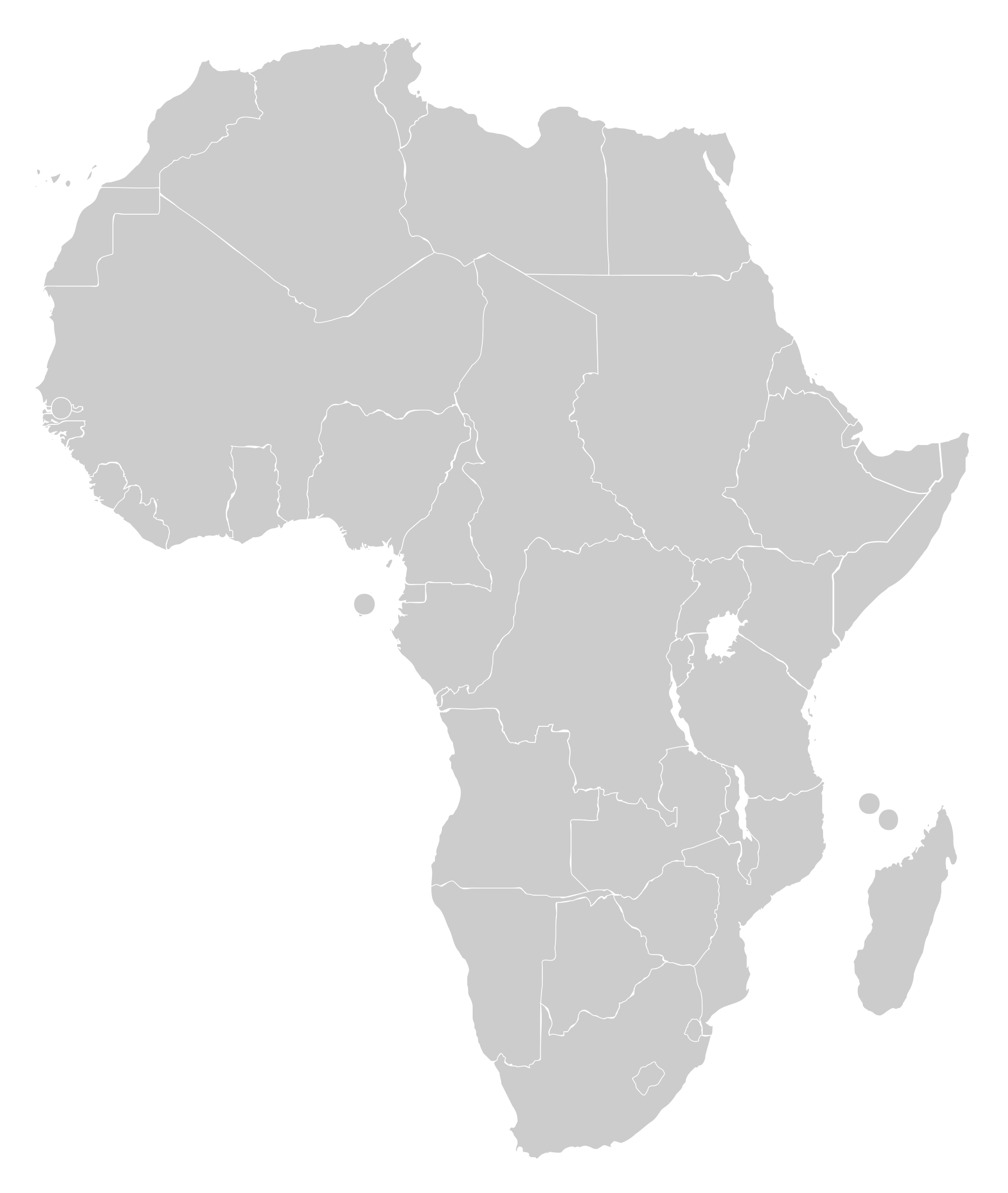 Map of africa png. File blank svg wikimedia
