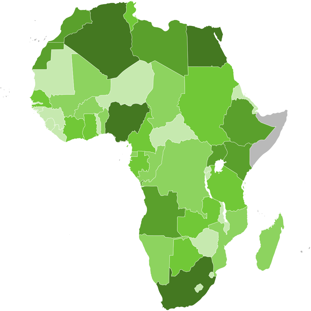 Map of africa png. Silhouette at getdrawings com