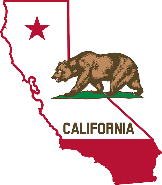 Map of california png. Governor signs bill to