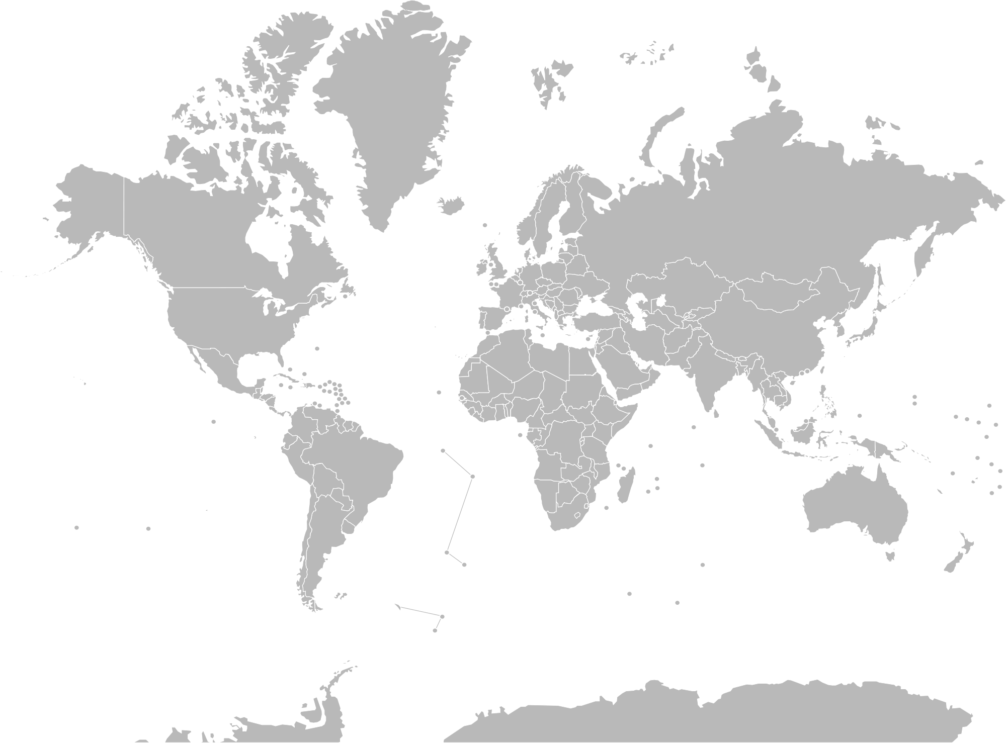 Map of the world png. File mercator projection svg