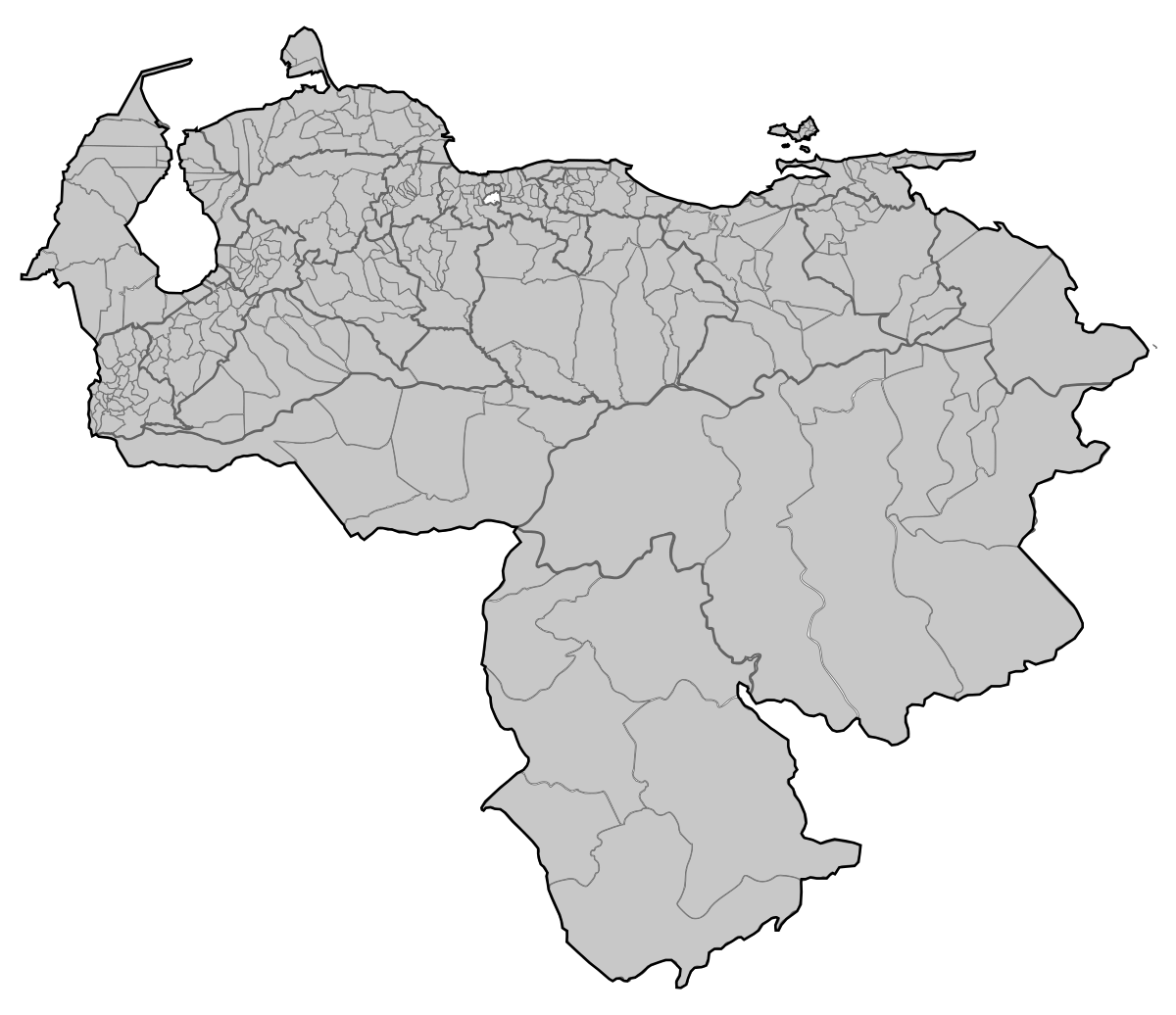 Map of venezuela png. Municipalities wikipedia