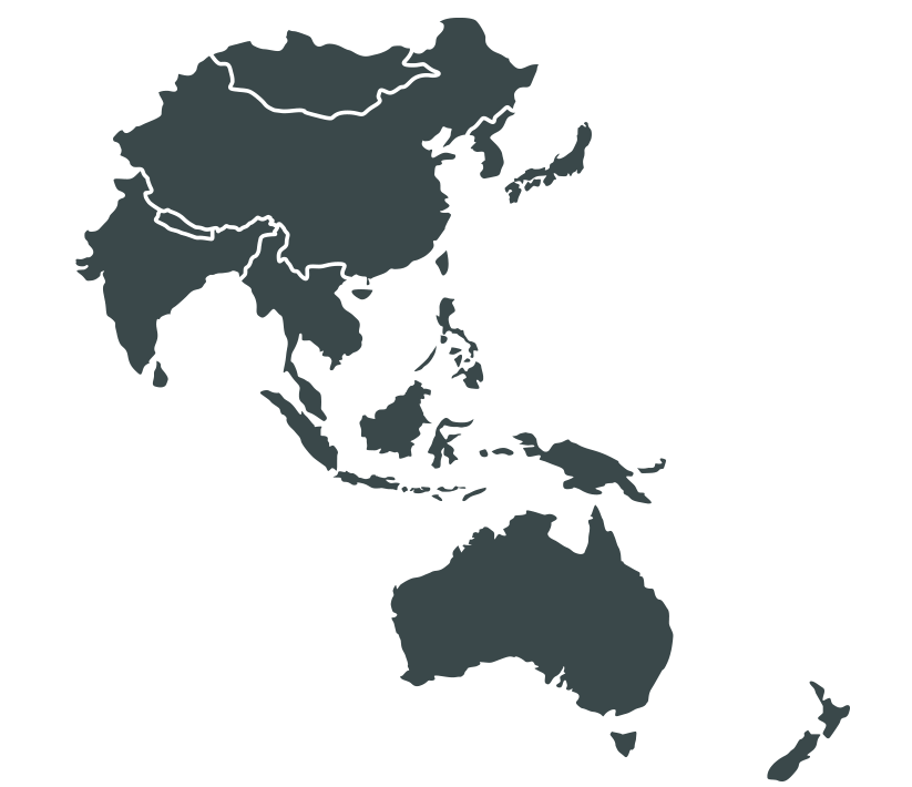 Asia vector pacific. Main networking events in