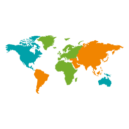 Maps vector minimal. World map infographic with