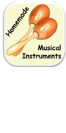 Maracas clipart percussion instrument. Storytime songs homemade musical