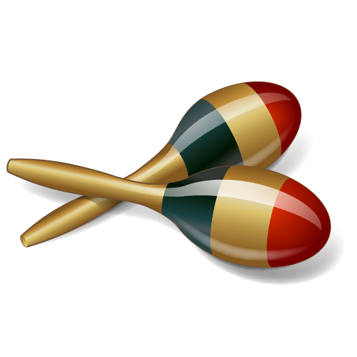 Maracas salsa png. Icon free download as