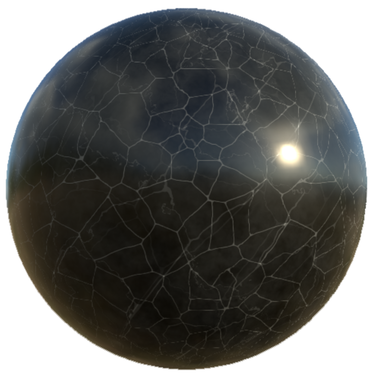 Marble ball png. Substance share the free
