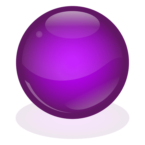 Marble ball png. Purple transparent svg vector