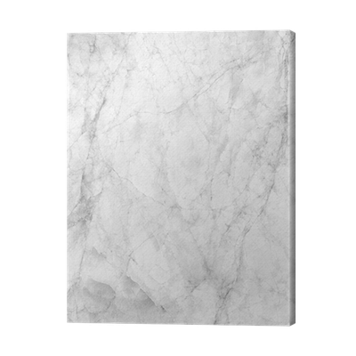 Marble texture png. White soft canvas print