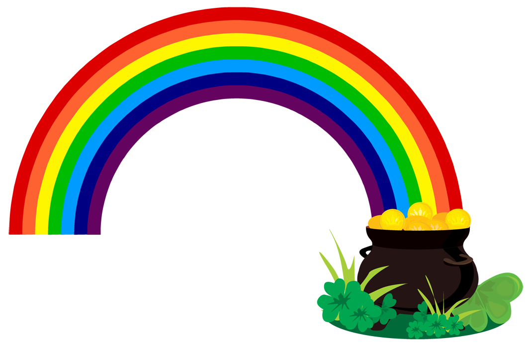 Rainbow clipart guitar. The barefoot chorister somewhere