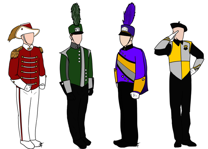 Marching band hat png. Choosing the right for