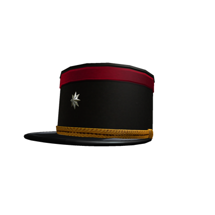 Marching band hat png. Image cap roblox wikia