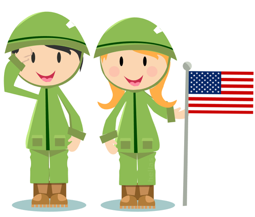 Soldier clipart memorial day. Images pictures free