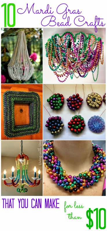 Mardi gras beads clipart kid bead necklace. All cheap crafts ways