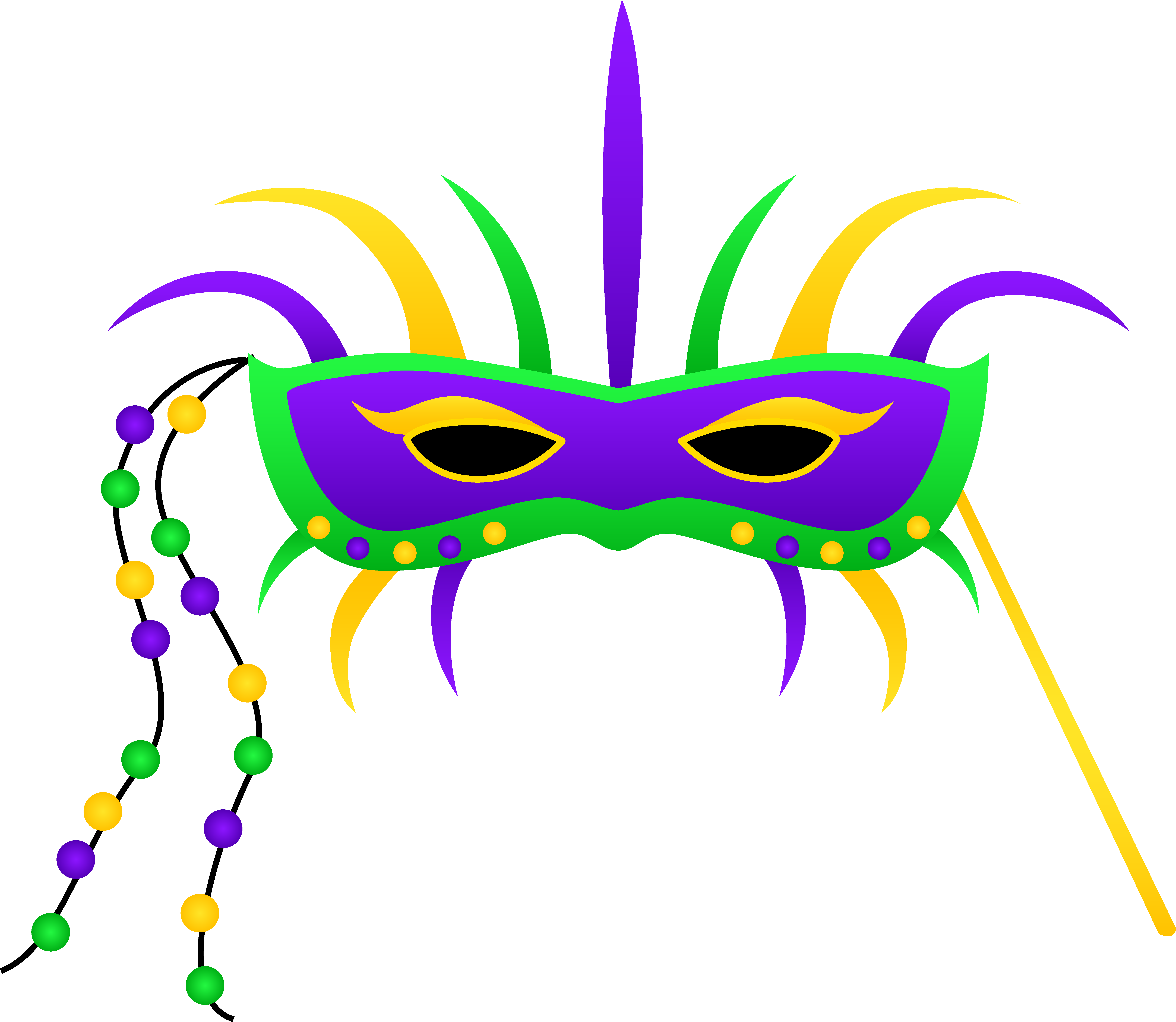 theater vector jester mask