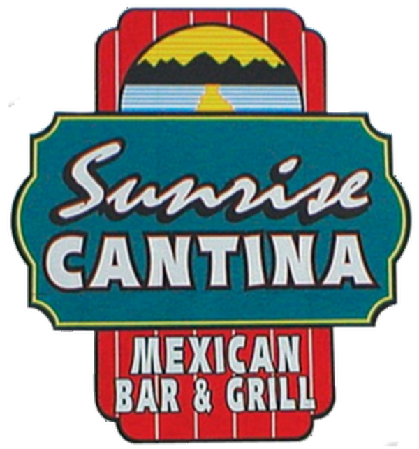 Margarita clipart cantina. Mexican food in sunrise