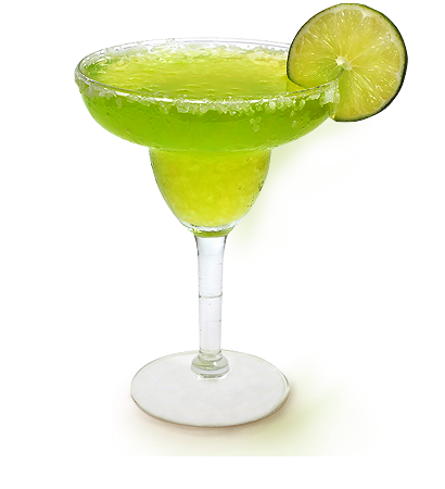 margarita transparent