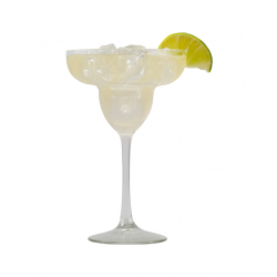 Margarita transparent rose. Simply perfect recipe monin