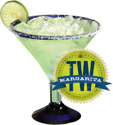 Margarita transparent big. Tumbleweed restaurants has more