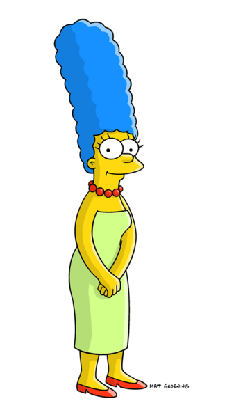 simpsons drawing first