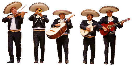Mariachi band png. Mexican food lindaseccaspina introbandpng