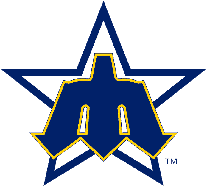 Mariners s logo png. History of the seattle
