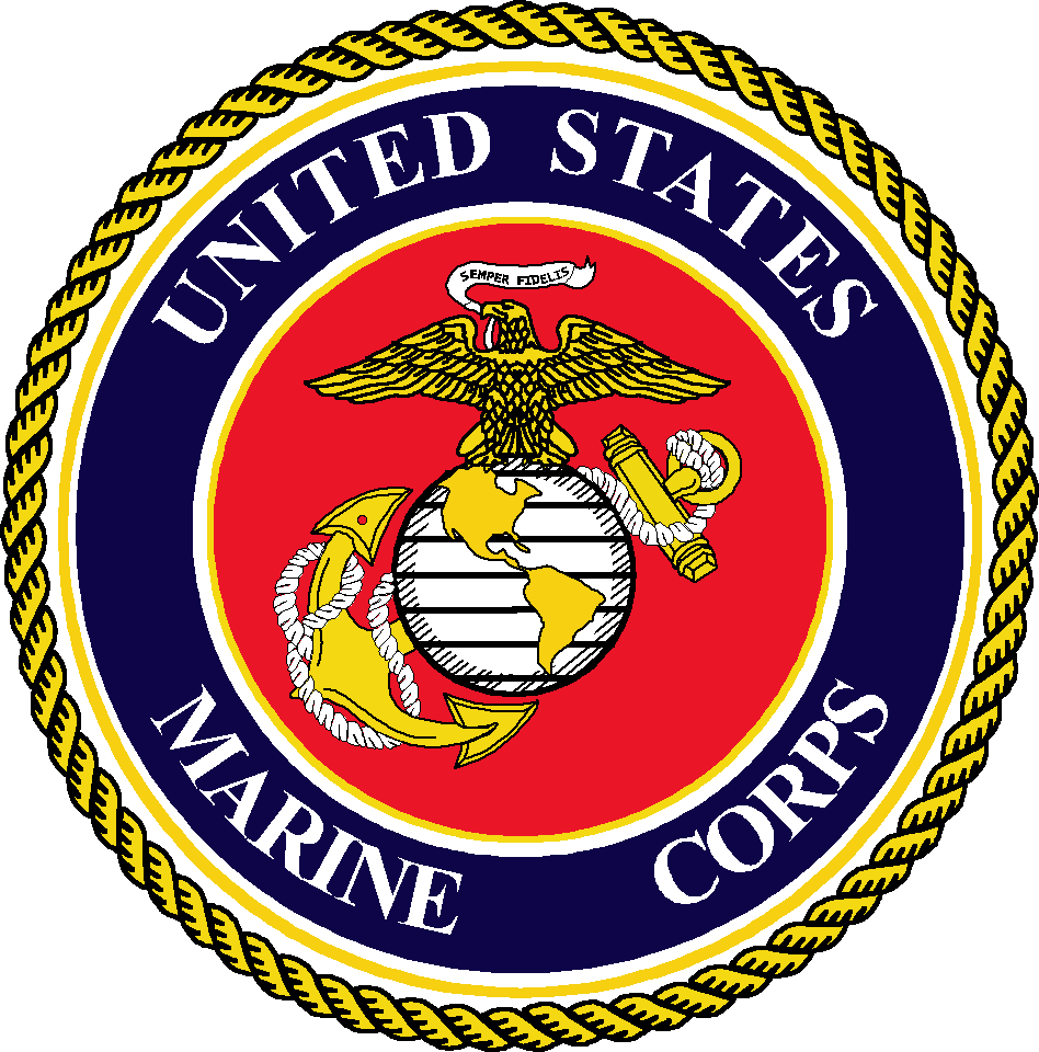 Marines seal png. Three magic words for