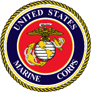 Marines seal png. About us semper feye