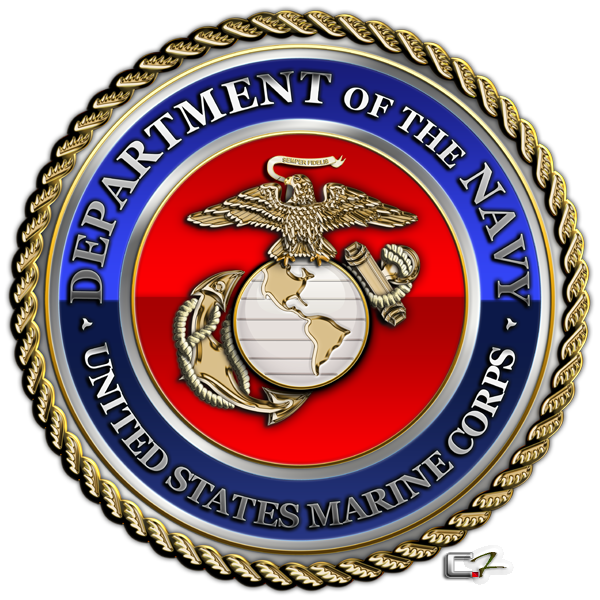 Marine corps law and. Marines seal png svg transparent