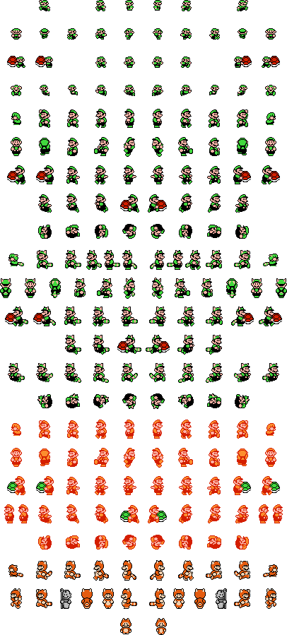 Super mario world mario sprite png. Bros sheets nes universe