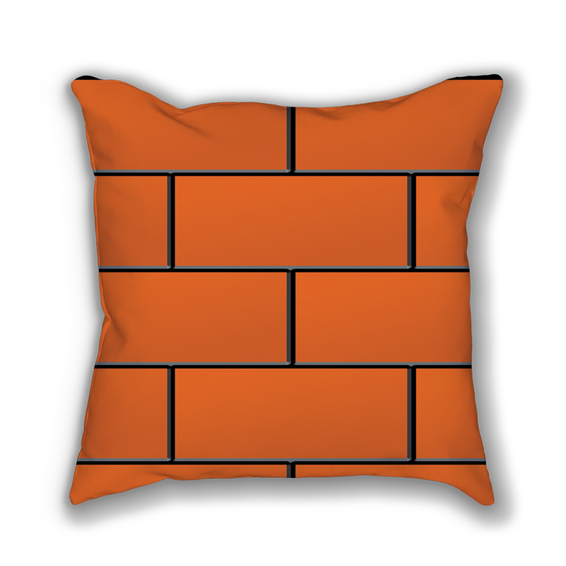 Mario brick png. Throw pillow soardogg