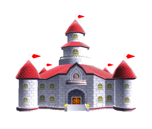 Mario Castle Transparent Png Clipart Free Download Ywd