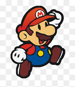 Mario clipart. Png images vectors and