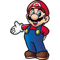 Mario clipart. Download free png photo clipart transparent