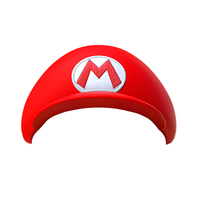 Mario hat png. V video games thread