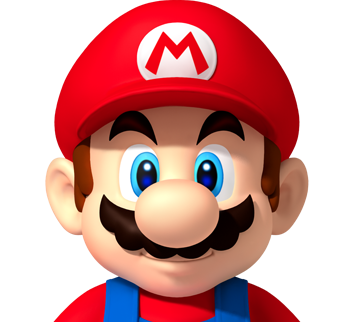 Mario head png. Image let s play