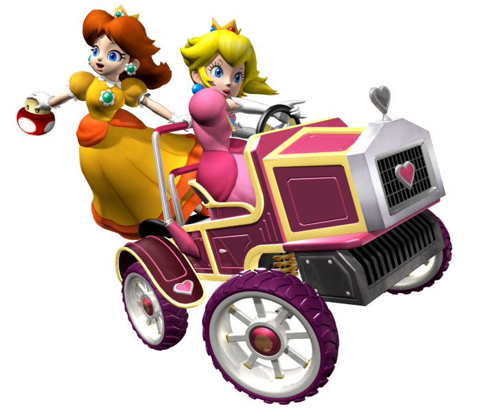 Mario kart double dash png. We are daisy wikia