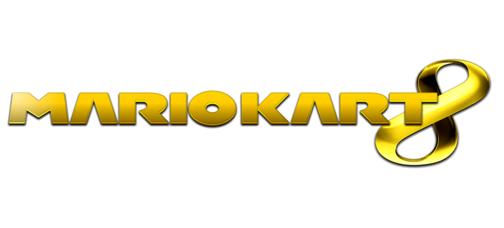 Mario kart logo png. Golden by mampfmaxo on